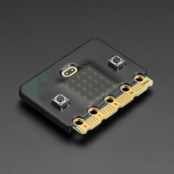 micro:bit case for V2 micro:bit -Black