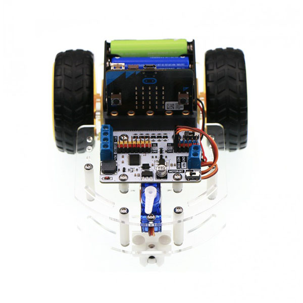 Smart Car Chassis for motor:bit
