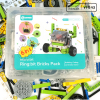6 IN 1 Ring:bit  Bricks Pack : Lego compatible building and coding kit for micro:bit (without micro:bit board)