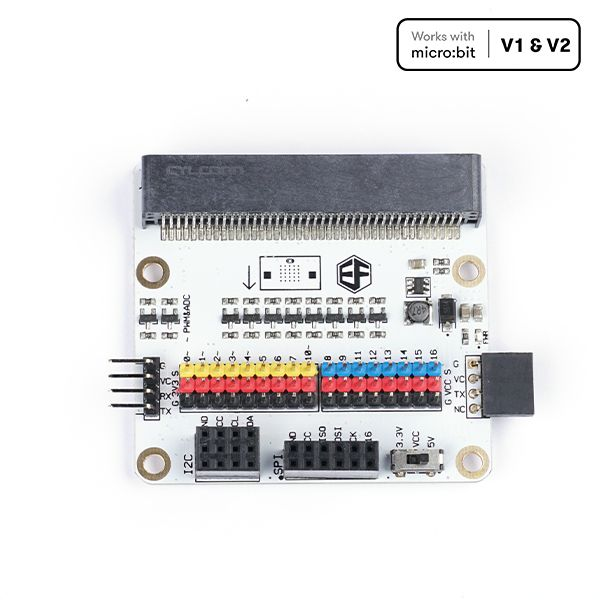 Micro:bit Breakout Board(Octopus:bit)