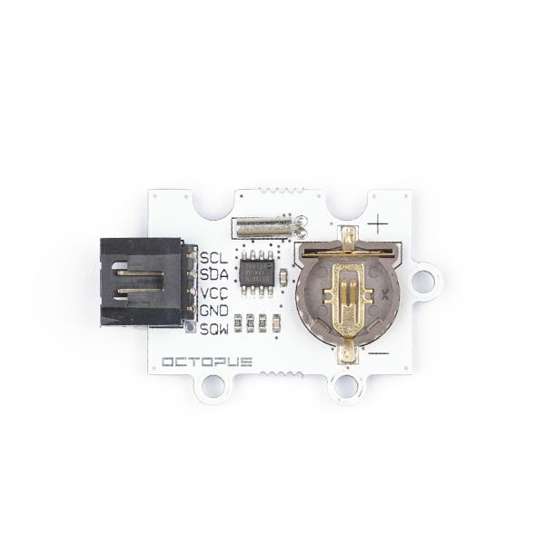 Octopus Real-time Clock