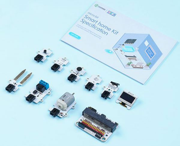Smart Home Kit :micro:bit sensors kit for smart home projects(without micro:bit board)