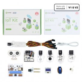 Smart Science IoT Kit : micro:bit climate sensors kit for IoT learning(without micro:bit board)