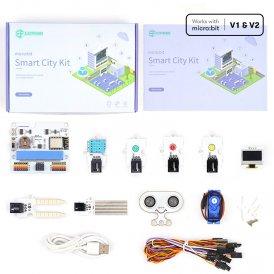 micro:bit Smart City Kit (Without micro:bit board)