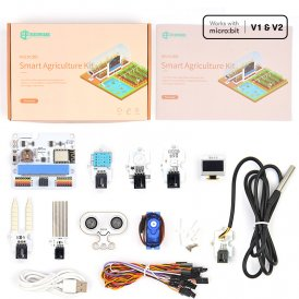 micro:bit Smart Agriculture Kit (Without micro:bit board)