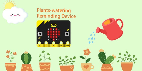 Indoor Plants-monitoring Device