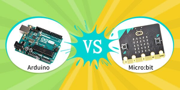 What's the Relationship between micro:bit and Arduino?