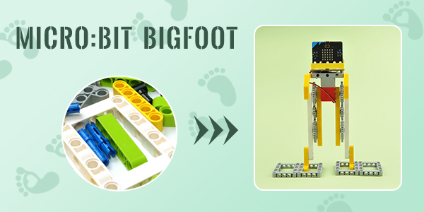Micro:bit Bigfoot