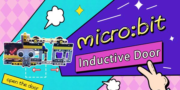 micro:bit Inductive Door