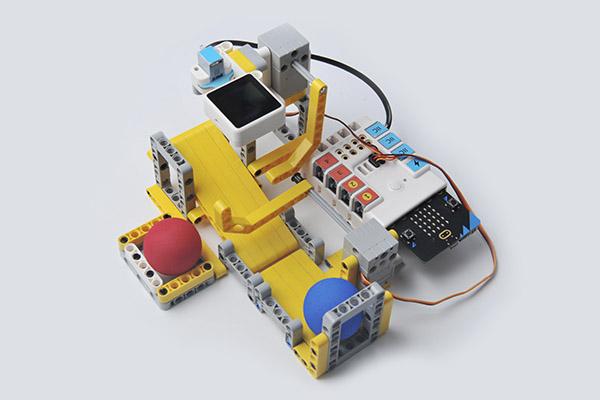 Make A Balls Classifier with Smart AI Lens
