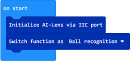 Balls Tracking with TPBot