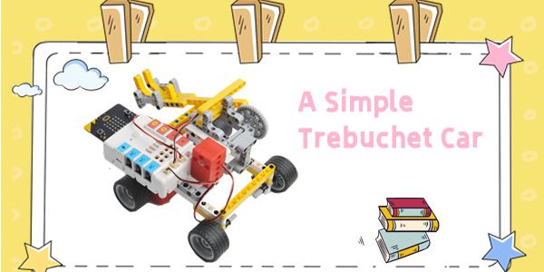 A Simple Trebuchet Car