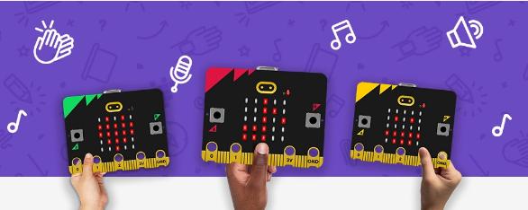 New BBC micro:bit-micro:bit V2