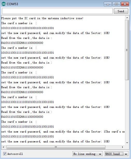 MFRC522 Module User Guide