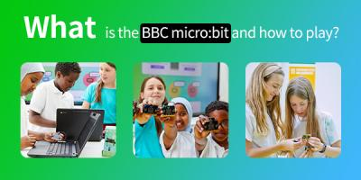 What's the BBC micro:bit and how to play?
