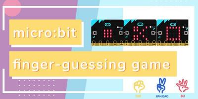 micro:bit Finger-guessing Game