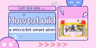 How to build a micro:bit smart airer