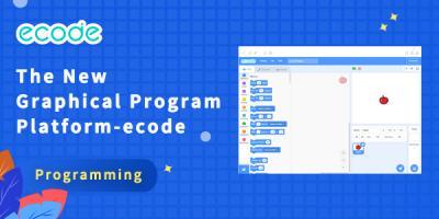The New Graphical Program Platform-ecode