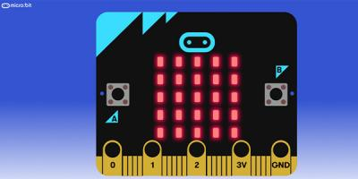 Microbit Programming: Showing a Running Pixel on the LED