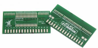 Samples: Aplomb-boards SOIC32 adapters for FlowerPads