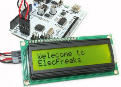 Post IIC-SPI LCD Library to Arduino 1.0