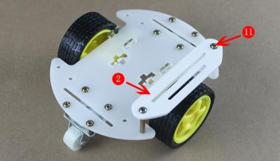 Installation Guide For 2WD Cars