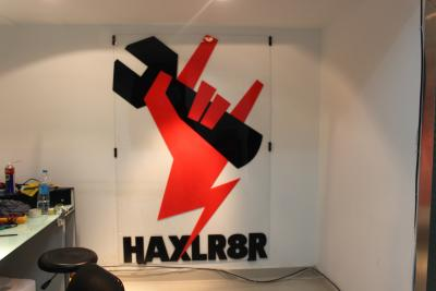A Visit To HAXLR8R Office