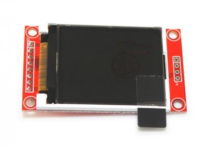 5110 and TFT LCD video tutorial