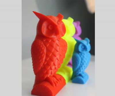 The 3D Printer: Record 1