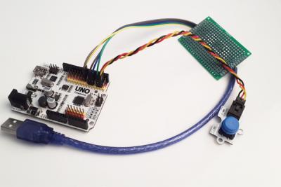 Arduino Simulation Computer Keyboard