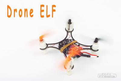 Drone ELF First Successful Trial Flight