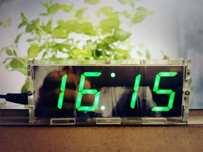 Friday Product Post: DIY Electronic Alarm Clock Kits