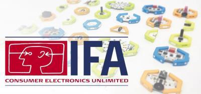Elecfreaks HoneyComb Enter IFA2017