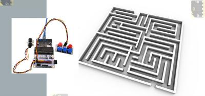 Maze Runner Micro:bit Game