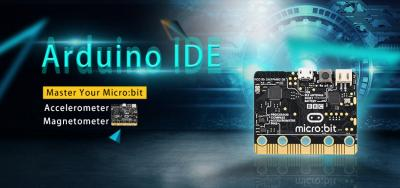 Master Your Micro:bit with Arduino IDE --Accelerometer & Magnetometer