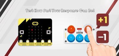 Finger Dexterity Micro:bit Game