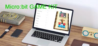 Put together the Game:bit!