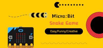 Micro:bit Snake Game