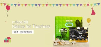 Micro:bit Basics for Teachers Part 1 - The Hardware