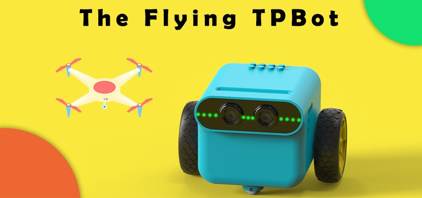 """""""Flying"""" your TPBot to the sky!"""