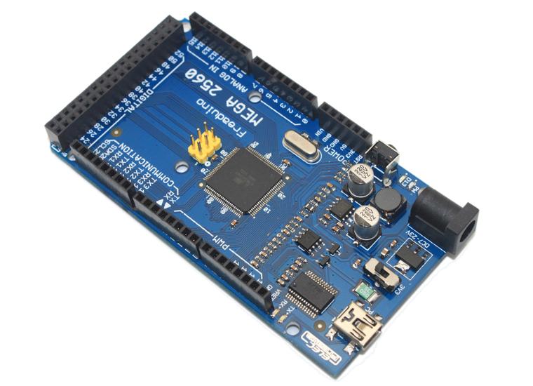 Freaduino MEGA2560 v1.2 (100% Arduino compatible)