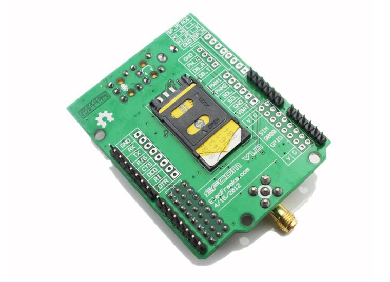 GPRS Shield - EFCom Preview
