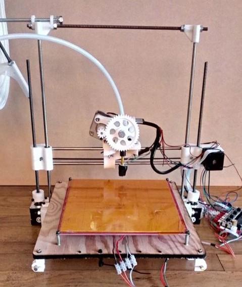 RepRap 3D Printer RAMPS In Stock
