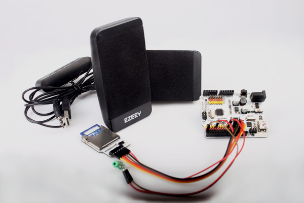 Arduino Simple Wav Player 2