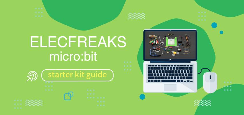 ELECFREAKS micro:bit starter kit guide
