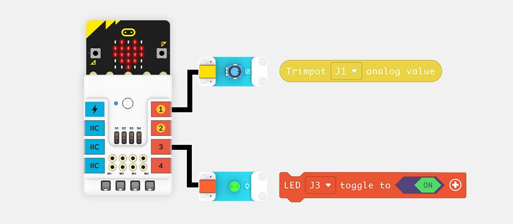 NEZHA Inventor_s kit for micro:bit