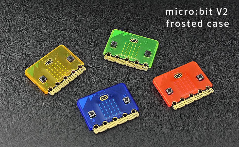 micro:bit case for V2 micro:bit